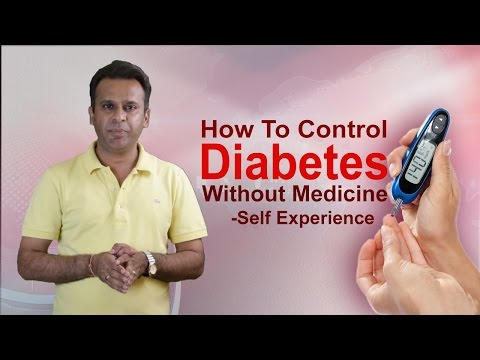 how-to-control-diabetes-without-medicines-|-self-experience