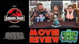 """""""Jurassic Park"""" 1993 Retro Movie Review - The Horror Show"""