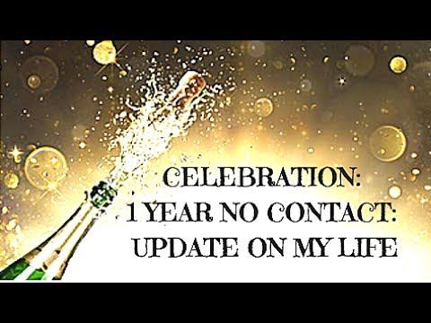 1 Year No Contact: Update on My Life