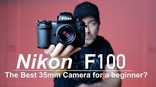 nikon F100 Camera Review