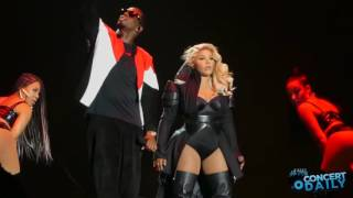 Lil' Kim - Big Momma Thang, No Time & Get Money (Bad Boy Reunion Tour Baltimore 9-3-16)