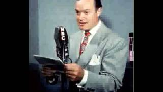 Bob Hope radio show 5/25/43 From Stockton Air Field