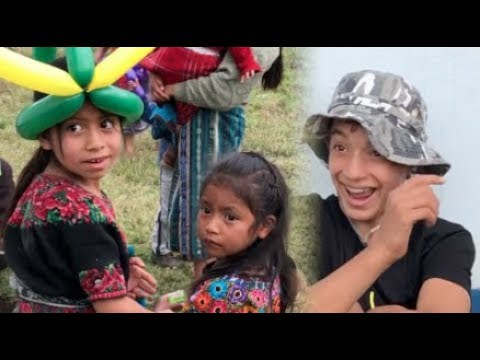 Tyson Found his Sister❤️ in GUATEMALA!! ❤️Part 1☀️