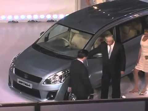 Maruti Suzuki Ertiga Launch