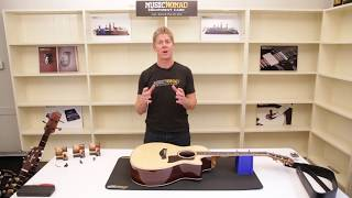 Which Acousti-Lok by MusicNomad do I choose for my Acoustic Guitar?