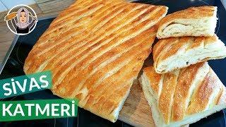 Sivas Katmeri Nasıl Yapılır? | Tel Tel ayrılan lezzet | Hatice Mazı ile Yemek Tarifleri