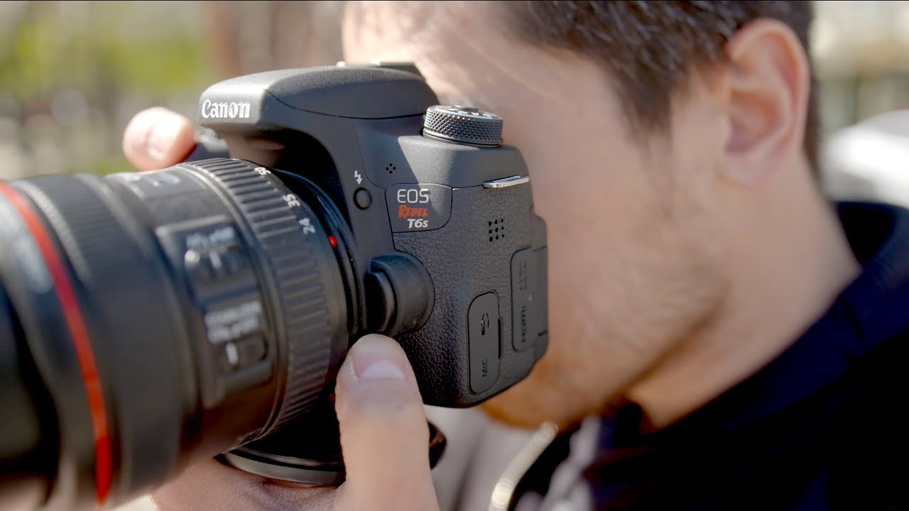 Canon Rebel T6i T6s 750d 760d Hands On Field Test