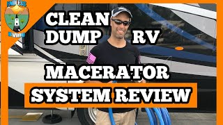 CLEAN DUMP RV MACERATOR REVIEW