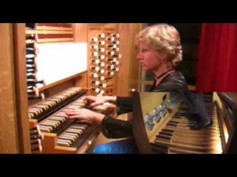 Concierto para órgano J.S.Bach BWV595 LIUDMILA MATSYURA CATEDRAL DE ALCALÁ
