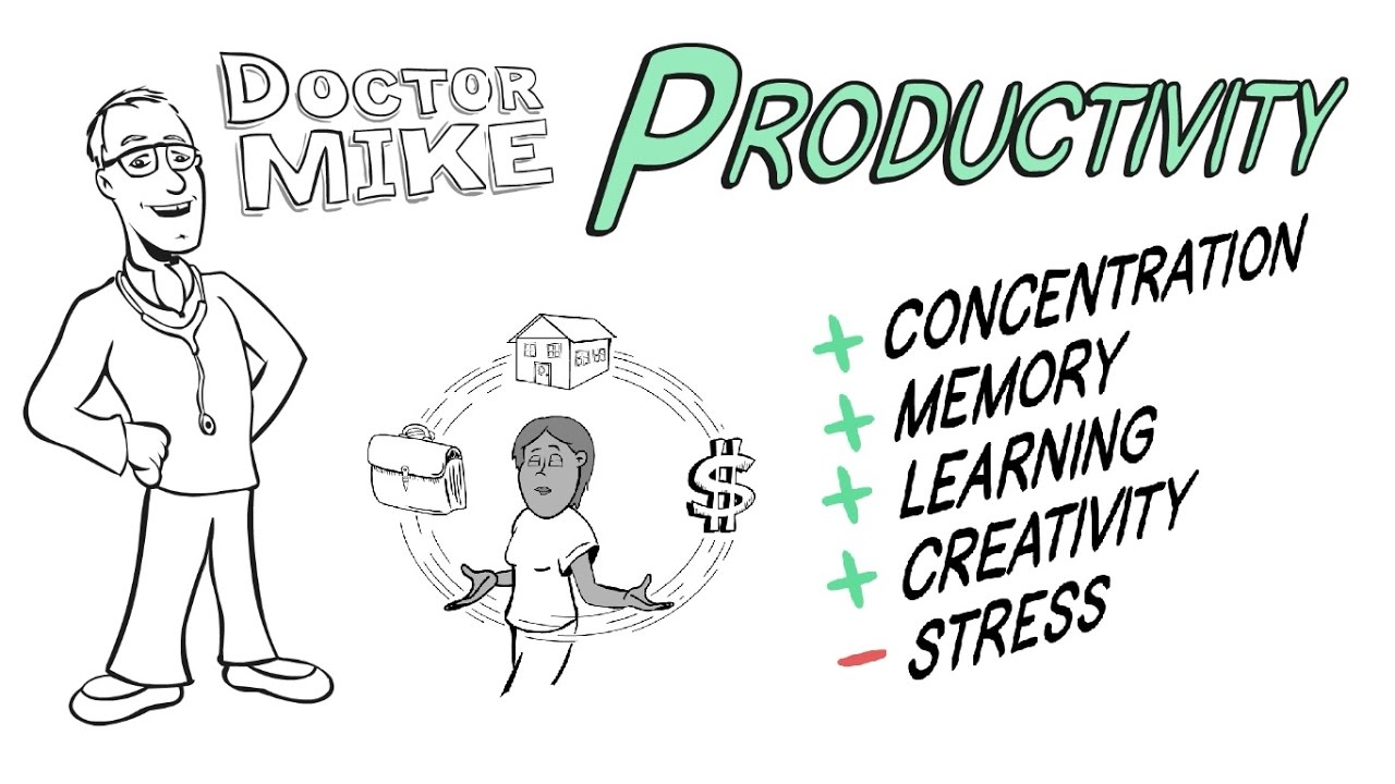 10 steps how to use stress to increase your productivity motivate - Increasing Your Productivity With Exercise