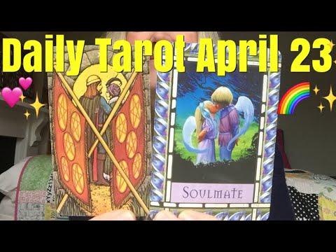 Daily Tarot April 23, 2018 ✨ Take It To The Next Level