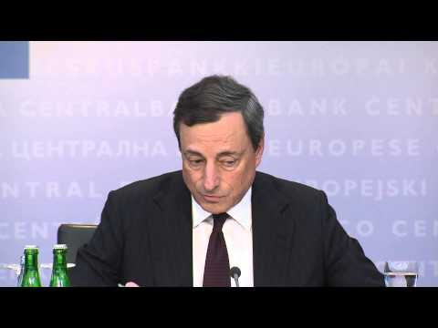 ECB Press Conference - 4 July 2013