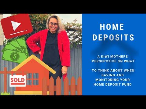 New Zealand Home Deposits