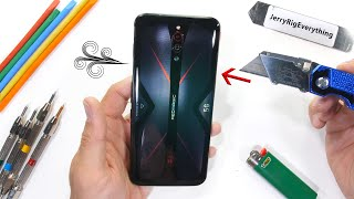 This Phone Really Blows - Red Magic 5G Durability Test!