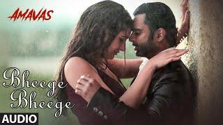 AMAVAS : Bheege Bheege Full Audio | Sachiin J Joshi & Nargis Fakhri |  Ankit Tiwari |Sunidhi Chauhan