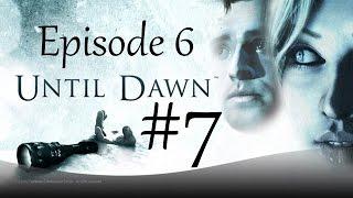 Until Dawn - Walkthrough - Part 7 - Episode 6 - Psychosis - All Collectibles