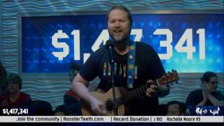 RT Extra Life 2018: Final Total, Jack's Speech and Matt's Song