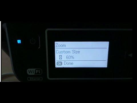 Tutorial Merubah Sandi Wifi Printer Epson L565 (Konfigurasi