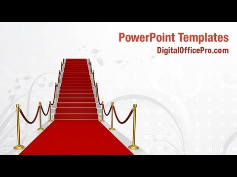 Red carpet staircase powerpoint template backgrounds red carpet staircase powerpoint template backgrounds digitalofficepro 04434w toneelgroepblik Choice Image