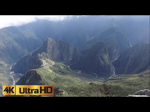 Peru -  4k Travel music video - DJI Osmo