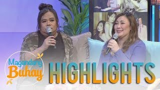 Magandang Buhay: Chokoleit recalls how his friendship with Sharon Cuneta started