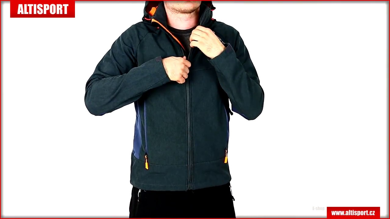 pánská softshellová bunda alpine pro nootk 3 mjcm279 tmavě šedá ... c8747eee53f