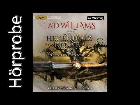 Die Hexenholzkrone 1 (Der letzte König von Osten Ard 1) YouTube Hörbuch Trailer auf Deutsch
