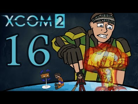 XCOM 2: Mission 6 Operation Last Gift | Part 16 | Ark Thompson Plays