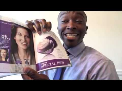 Avon Man Timothy Brown introduces Campaign 11 & a featured