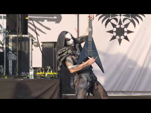 BEHEMOTH - Bloodstock 2016 - Full Set Performance