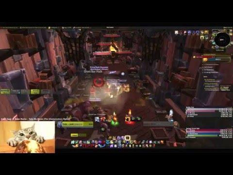 Immortal Souls VS Grimral Depot Gold Challenge Mode