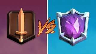 CHALLENGER VS ULTIMATE CHAMPION! CLASH ROYALE