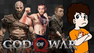 The Super Late God of War Review - valeforXD