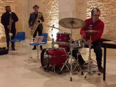 Noci Saxophone Pool + Marco Colonna e Filippo Monico (Noci 27/11/2016)