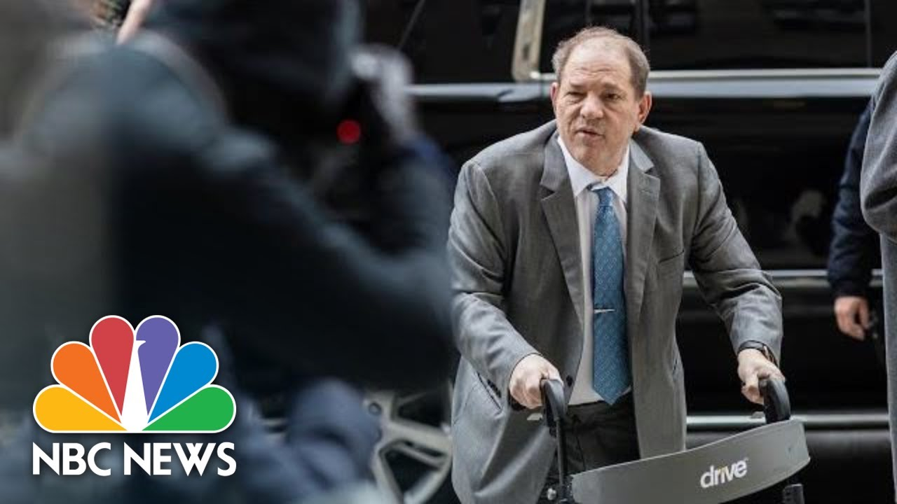 Harvey Weinstein Found Guilty Of Rape | NBC News (Live Stream Recording) Смотри на OKTV.uz