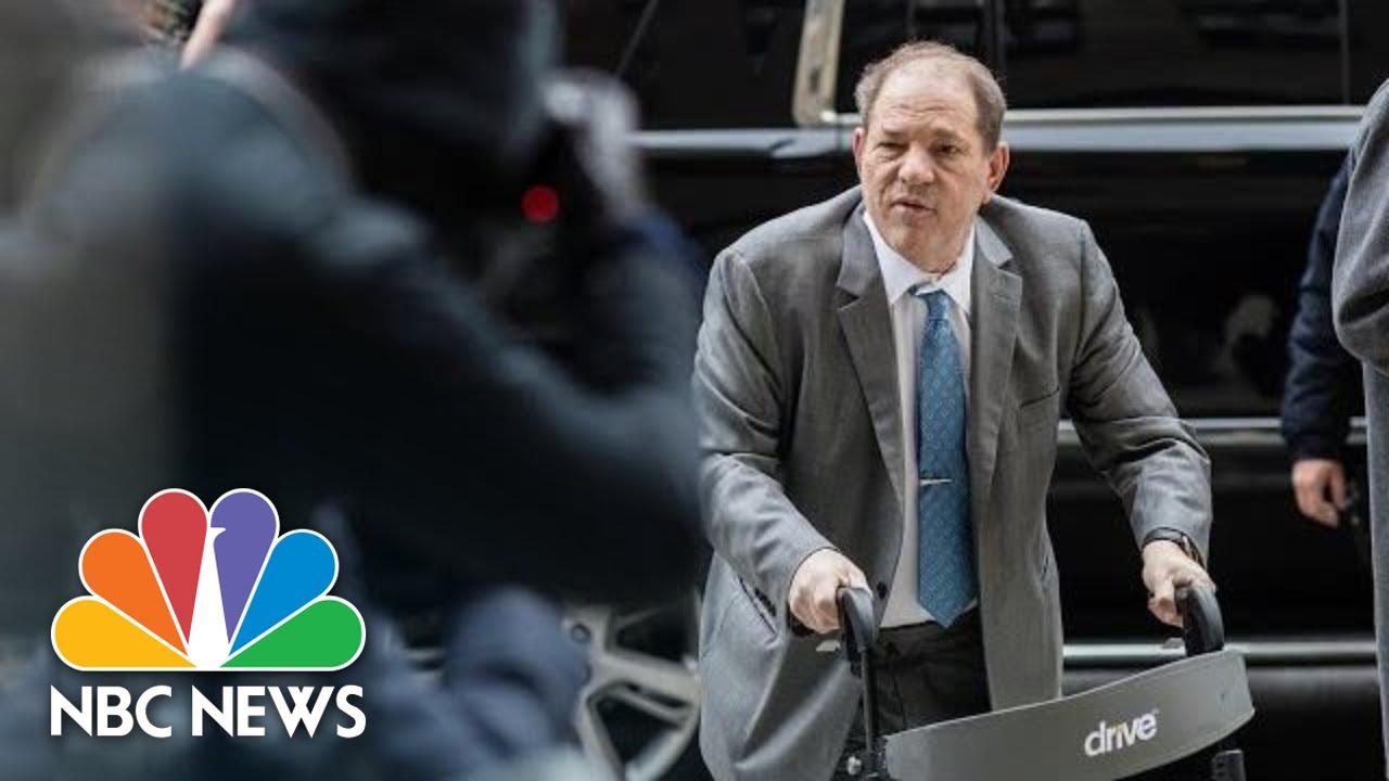Harvey Weinstein Found Guilty Of Rape | NBC News (Live Stream)