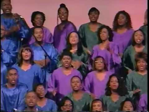From the Heart of God-World Changers Mass Choir- Live Record