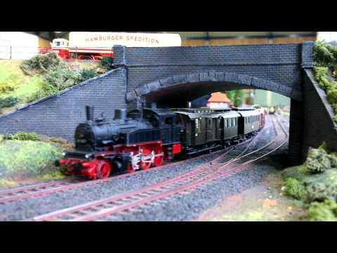 GmP der ELE mit BR 91.3 der Reichsbahn