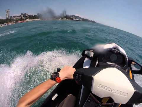Hydrocycle Sochi with GOPRO 3+