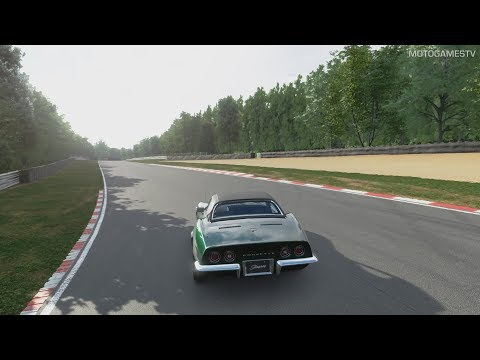 Gran Turismo Sport - Chevrolet Corvette Stingray Convertible (C3) Gameplay