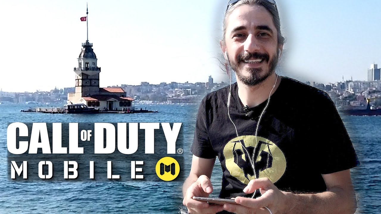 EFSANE GELDİ !! CALL OF DUTY MOBILE ÇIKTI !!