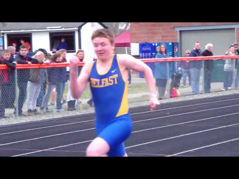 Belfast at Brewer Track and Field Meet