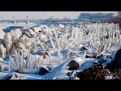 Outsiders Weather and Ice Age Watch