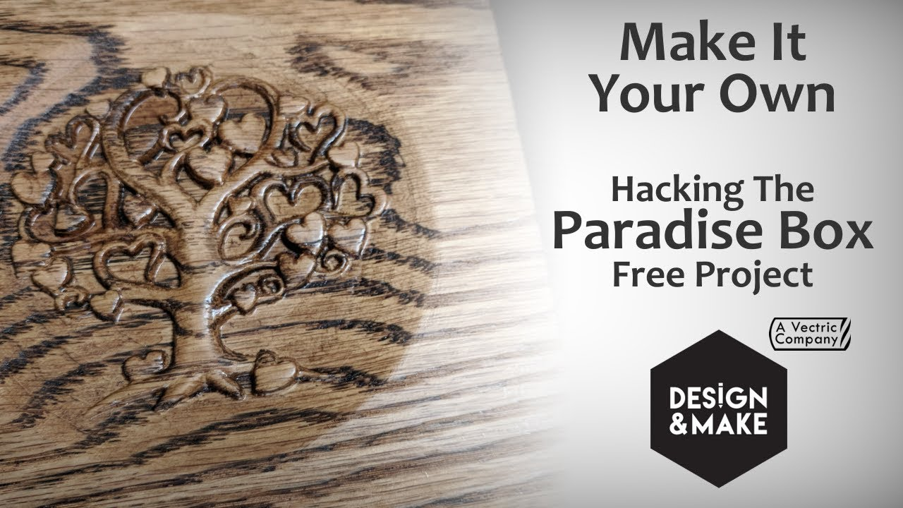 Make It Your Own - Hacking the Paradise Box