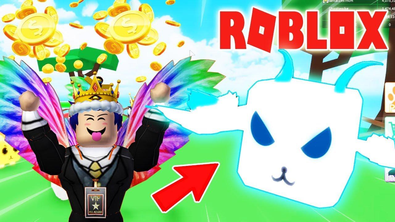 Roblox - Đây Có Phải Là Con PET HUYỀN THOẠI Mạnh Nhất Game ???? (Code) Pet Ranch Simulator