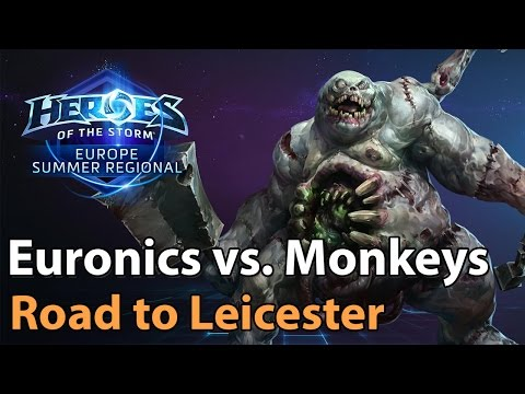 Euronics vs Silenced Monkeys - EU Summer Regional #1 Q3 - G1