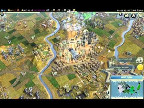 Civilization 5 Science Victory