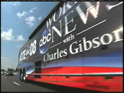 ABC World News with Charles Gibson Open from Indianapolis (2008)