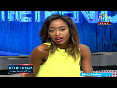 The Trend: Njugush and Sharon Machira talk digital content creation
