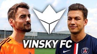 JE CRÉE MON CLUB DE FOOT: LE VINSKY FC